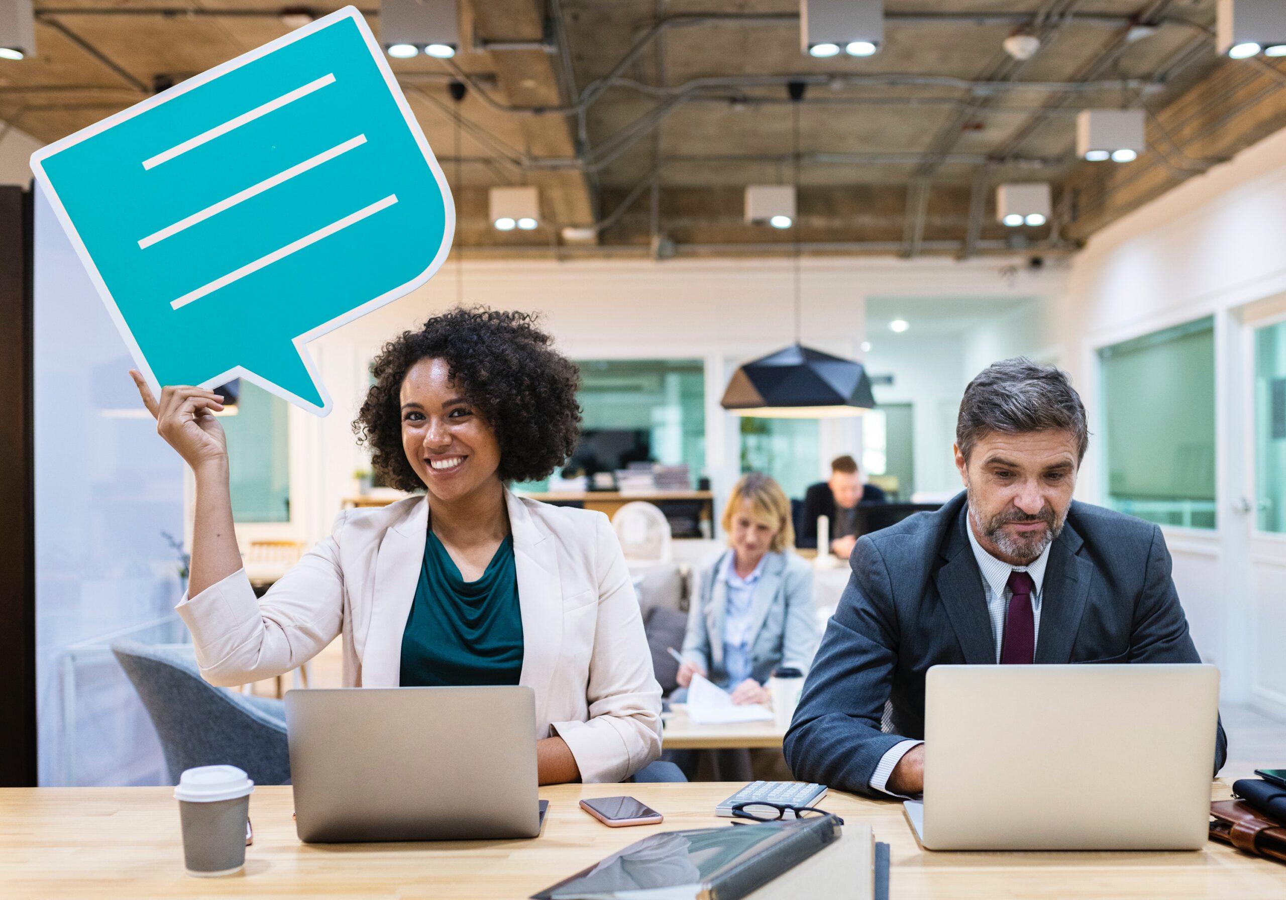 Comunicação corporativa unificada e experiência do cliente